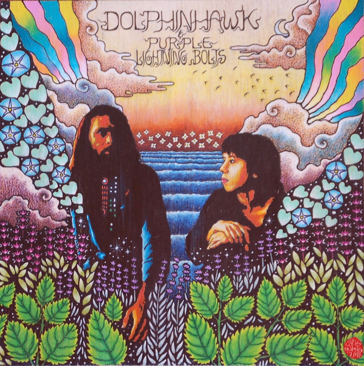 Dolphinhawk & Purple Lightning Bolts album review marquee magazine
