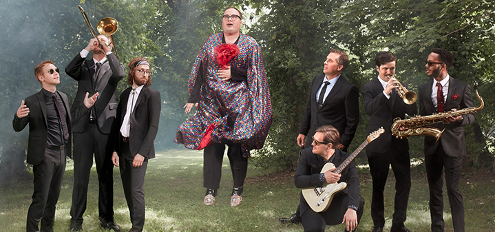 St. Paul & The Broken Bones feature marquee magazine