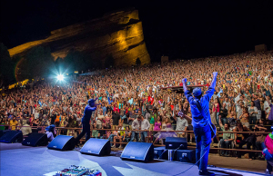 Thievery Corporation at Red Rocks
