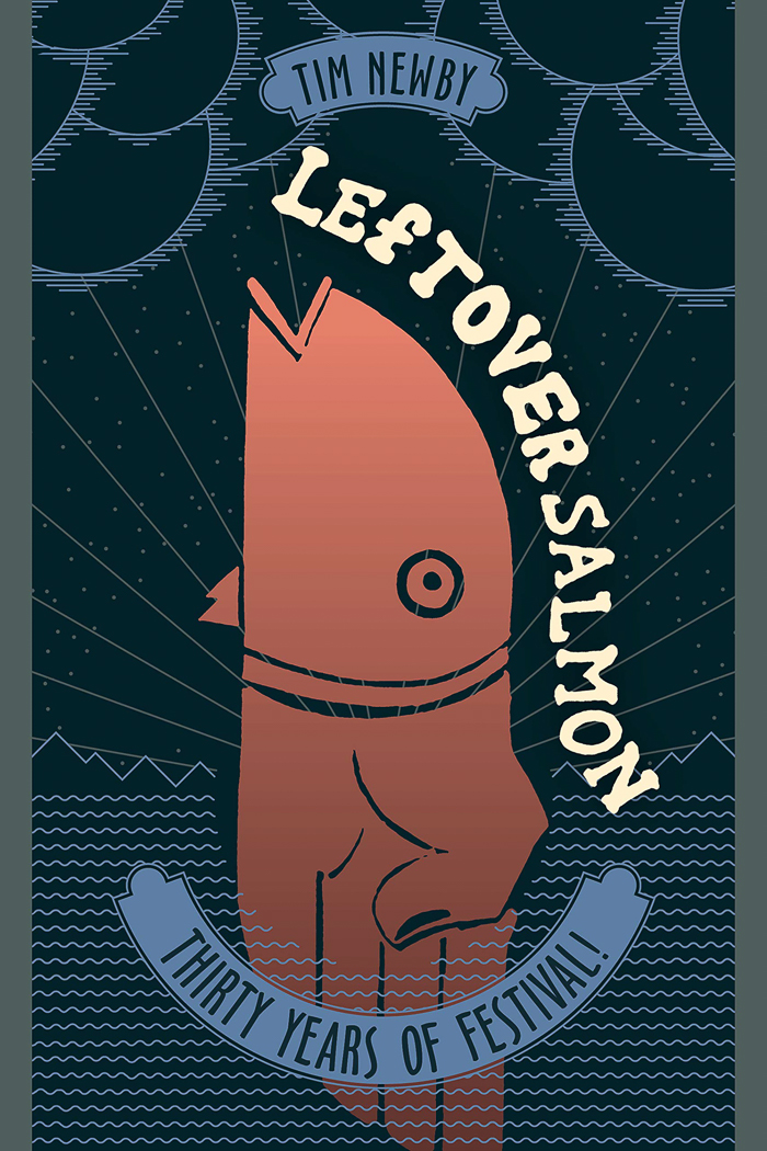 leftover salmon book review marquee magazine