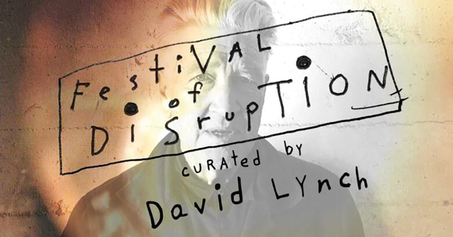 Festival of Disruption