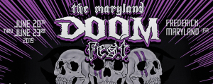 Maryland Doom Fest 2019
