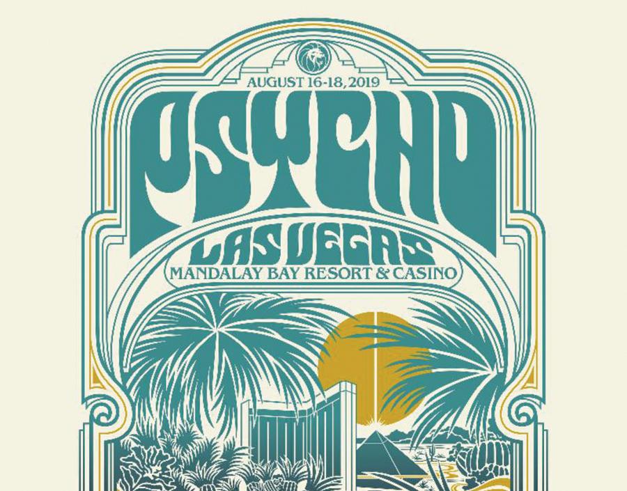Psycho Las Vegas 2019 Full Lineup WEB