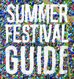 Summer Festival Guide 2019 header